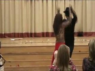 танец Zorro